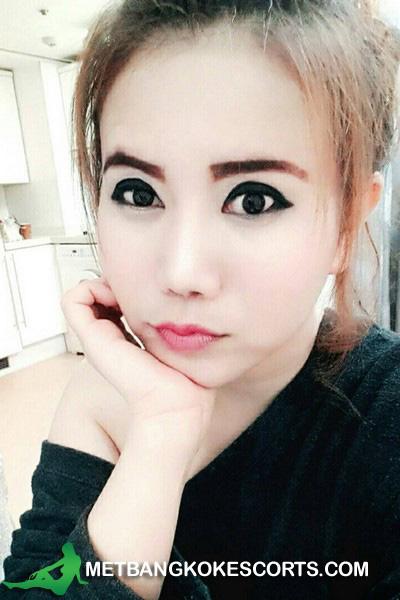metendo bangkok escort model